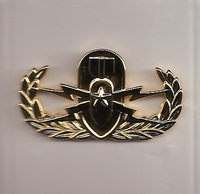 Badge-Senior Regular Gold