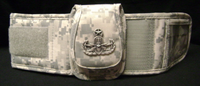 Ankle or Arm Wrap ACU Print with Badge Pin