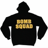 Bomb Squad Sweatshirt Black w/ Gold