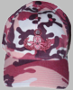 Camo Hat w/ Badge