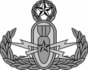 Small Master Badge Decal