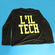 Long Sleeve L'IL Tech Sport-Tek Youth Shirt