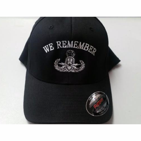 "EOD Badge ""We Remember"" Hat"