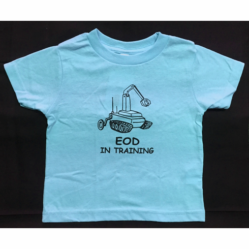EOD In Training Toddler Shirt