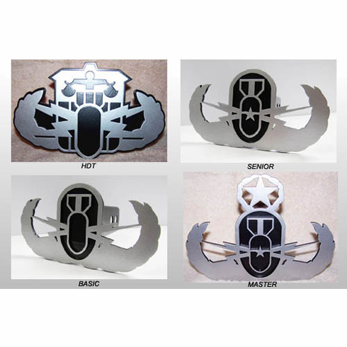 EOD Trailer Hitch Cover