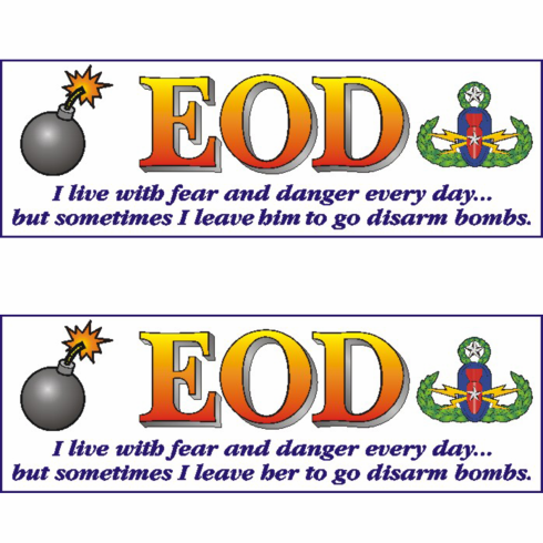 Fear and Danger EOD