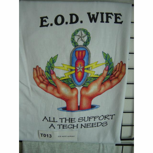 Front Print - EOD Wife Support Hands