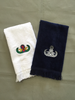 Golf Towel with Badge