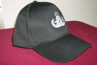 Low Profile Velcro EOD Badge Hat
