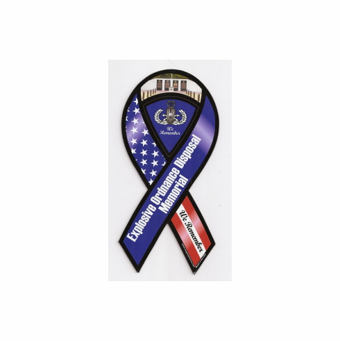 Large EOD Memorial Magnet