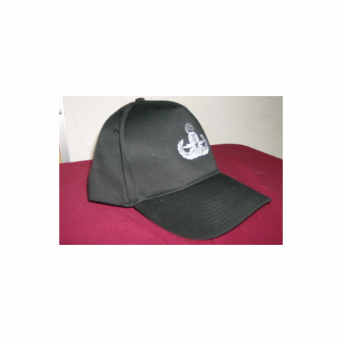 Low Profile Hook and Loop Strap EOD Badge Hat