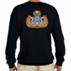 Colored Flaming EOD Crab with Lovely Ladies - Long Sleeves