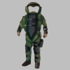 Bomb Suit Guy Bottle Opener