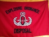 EOD Flag - Single Sided