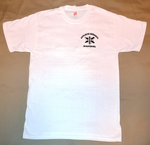 Meaning of the Badge Tee -White