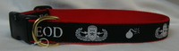 Senior Badge EOD Collar