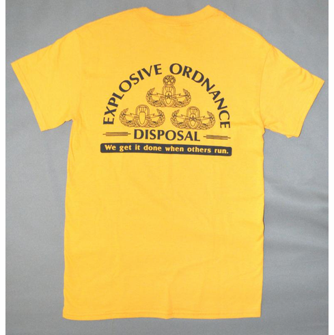 Others Run Tee - Front Coin/Full Back Print