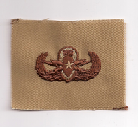 Patch-Cloth Senior Desert Camo