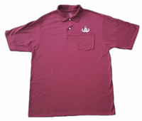 Jersey Knit Polo with pocket
