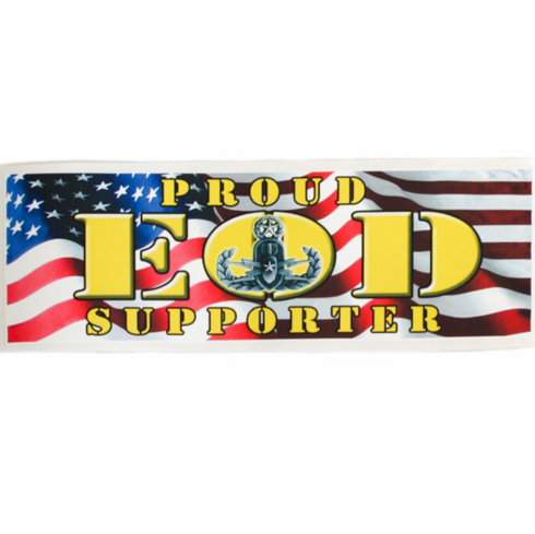 Proud EOD Bumper Sticker
