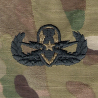 Multicam Senior Badge