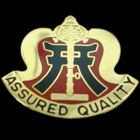 "303rd Ordnance ""Assured Quality"""