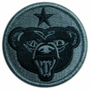 Alaska Unit Patch
