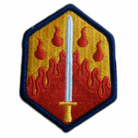 48th Chemical Brigade Patch