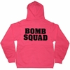 Bomb Squad Sweat Shirt - Neon Pink