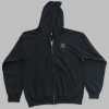 Full Zip Hoodies with HDT Badge