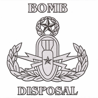Bomb Disposal w/ Master Badge