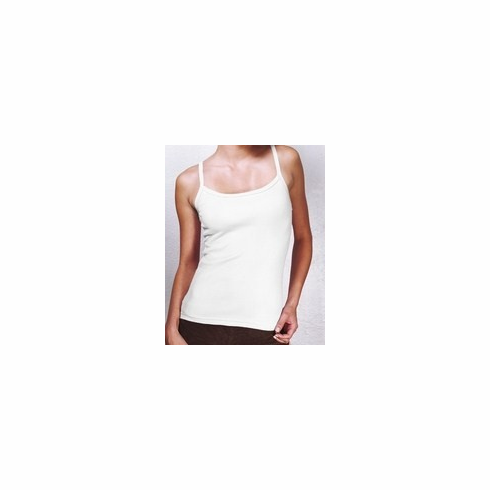 Tank Top - Ladies with Embroidered Badge