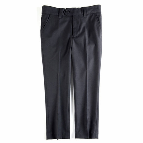 Appaman Black Mod Dress Pants