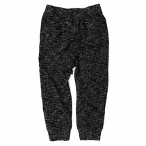 Appaman Black Parker Zipper Sweatpants
