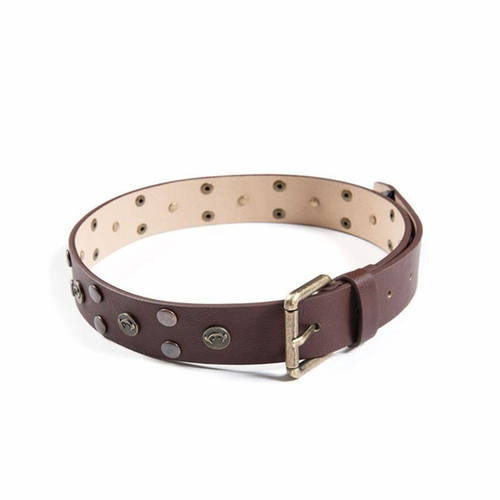 Appaman Logo Belt Brown