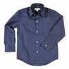 Appaman Navy Dots Dress Shirt