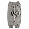 Appaman Grey Parker Zipper Sweatpant