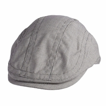Appaman Phineas Plaid Newsboy Hat