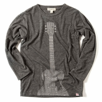 Appaman Rock 'N' Roll Guitar Long Sleeve Tee