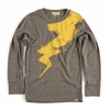 Appaman Shazam Bolt Long Sleeve Tee