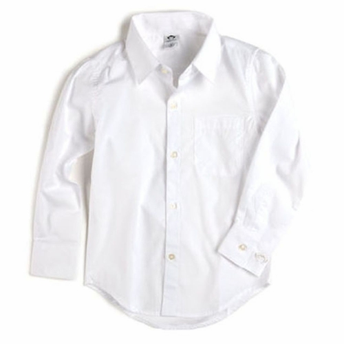 Appaman Standard White Dress Shirt