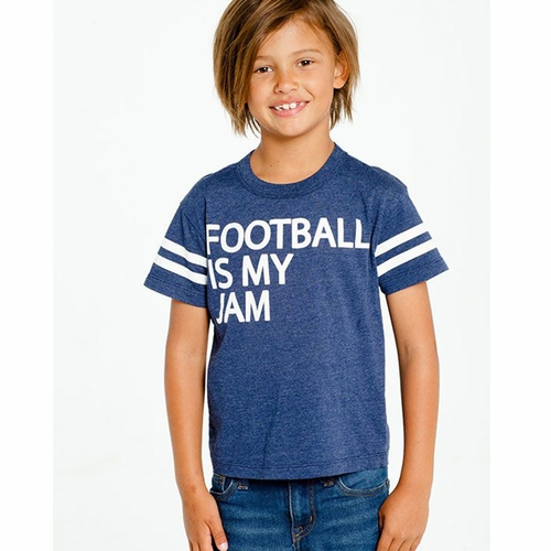 Chaser Football Is My Jam Tee