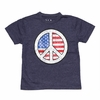 Chaser Peace Sign USA Tee