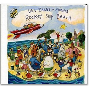 Dan Zanes Rocket Ship Beach CD