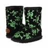Emu Australia Glow In The Dark Crossbones Boots