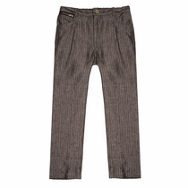 Fore!! by Axel & Hudson Linen Pinstripe Pants