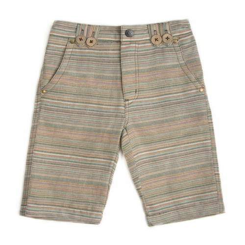 Fore!! by Axel & Hudson Vintage Stripe Shorts