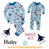 Hatley Fighter Jet Pajama Set