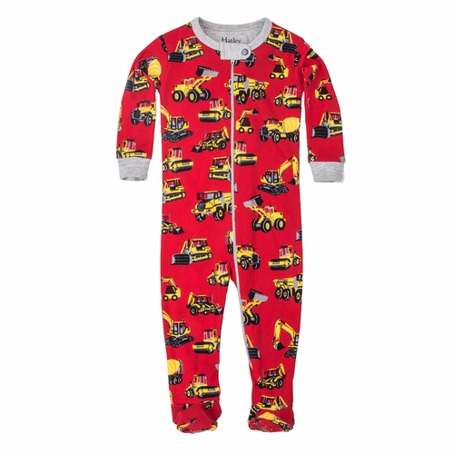 Hatley Heavy Duty Machines Coveralls