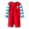 Hatley Treasure Island Pirate Baby Rash Guard